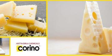 Emulsifying Salts for Cheese - Corino